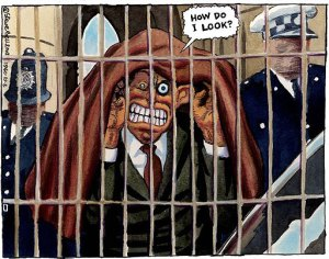 steve bell tony blair